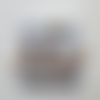 Cerf volant mini tableau galets