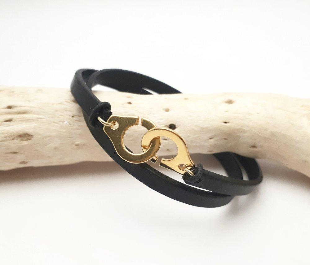 Bracelet lien manottes