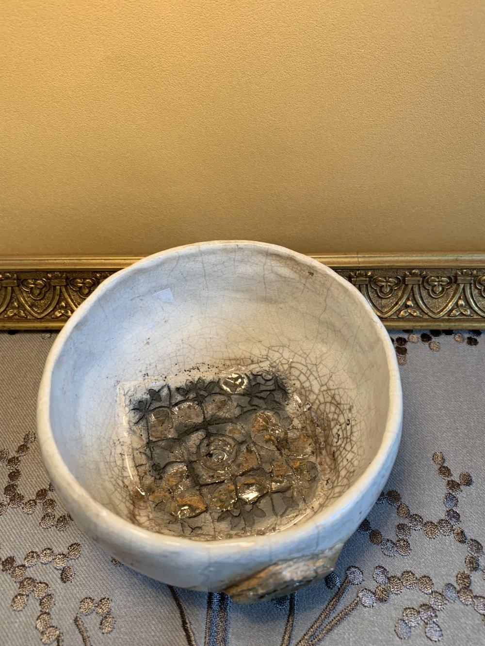 Bol en céramique raku