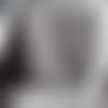 Cabas  fausse fourrure gris taupe