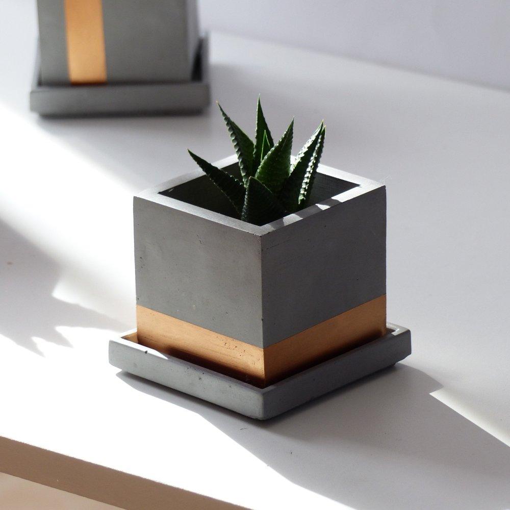 Pot de fleurs Arzon