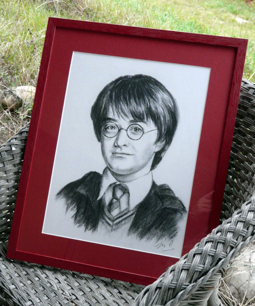 Harry Potter Portrait original