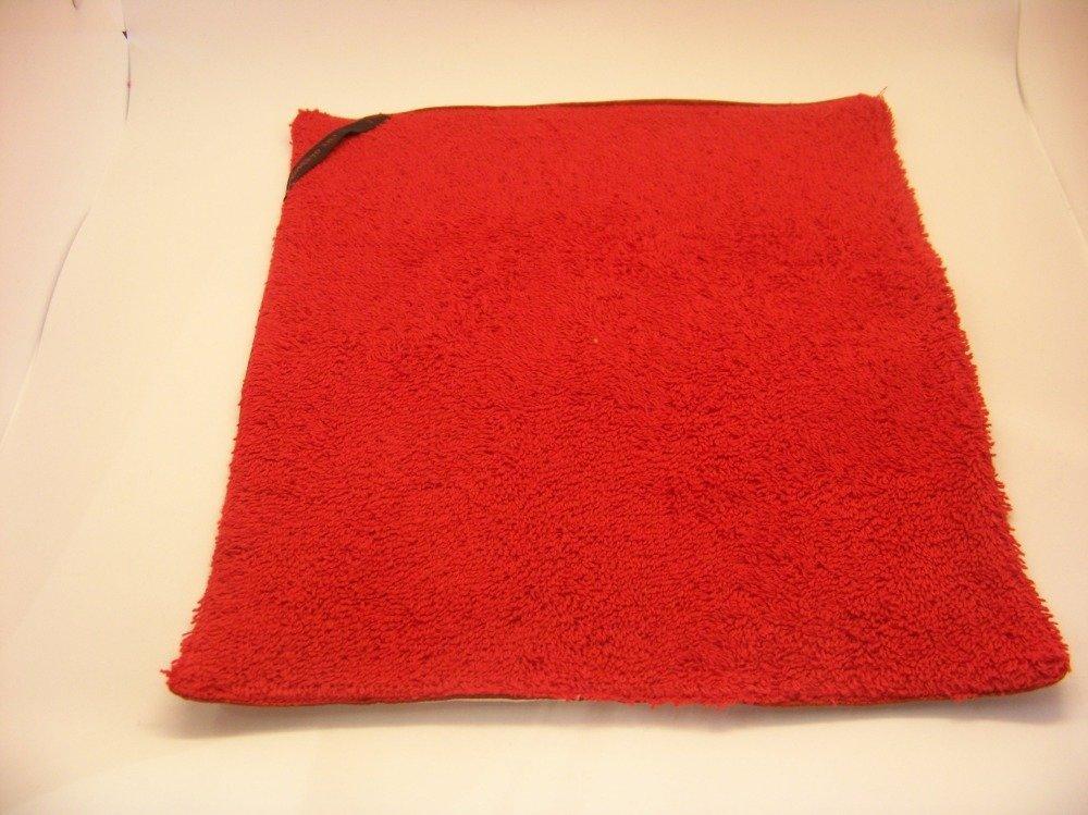 essuie-tout lavable coton personnage GORJUSS /éponge rouge
