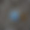 Bouclier de lumière d'étoile - pin's émaillé (collection : armoiries stellaires)
