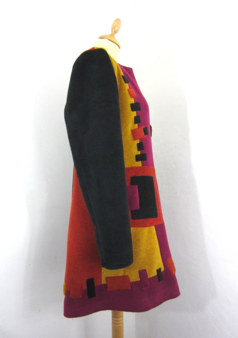 Veste M polaire oekotex multicolore Made in France