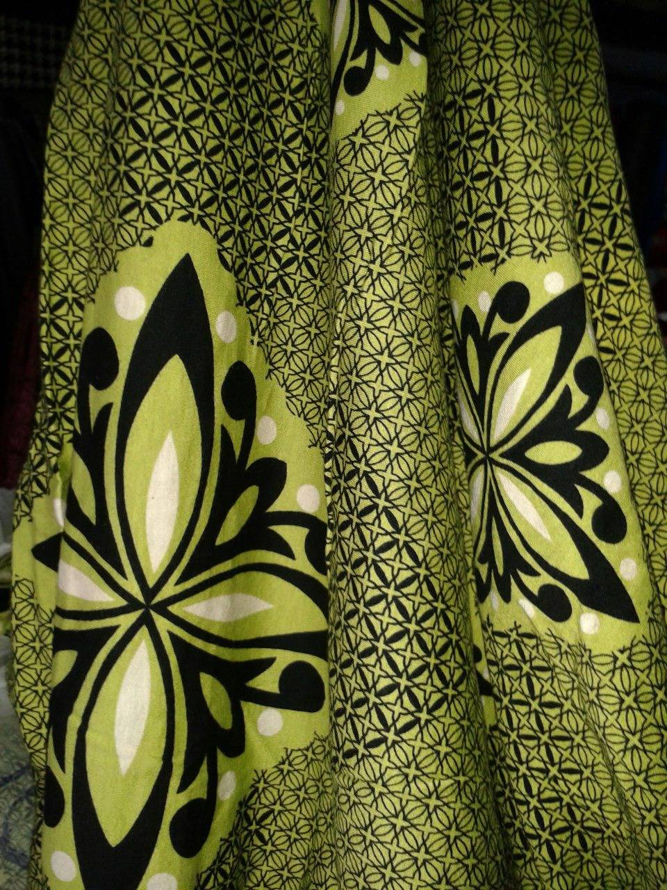 Tissu de maille Tissu d'habillement, de maille au mètre, couleur imprimé