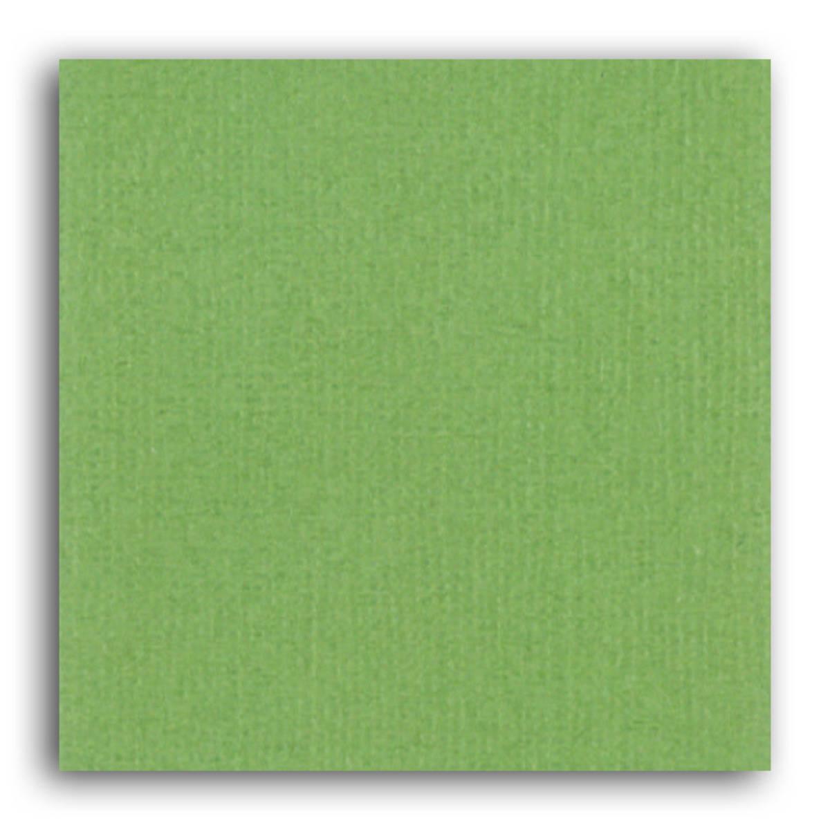 Papier uni 30x30 Mahé 2 Toga - Vert Lichen