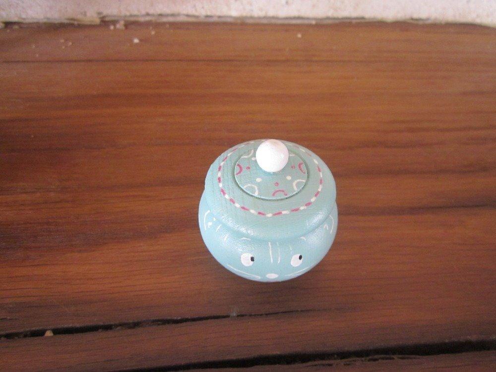 Souris verte, Boîte à dents de lait personnalisable, boîte à secrets, fée des dents,