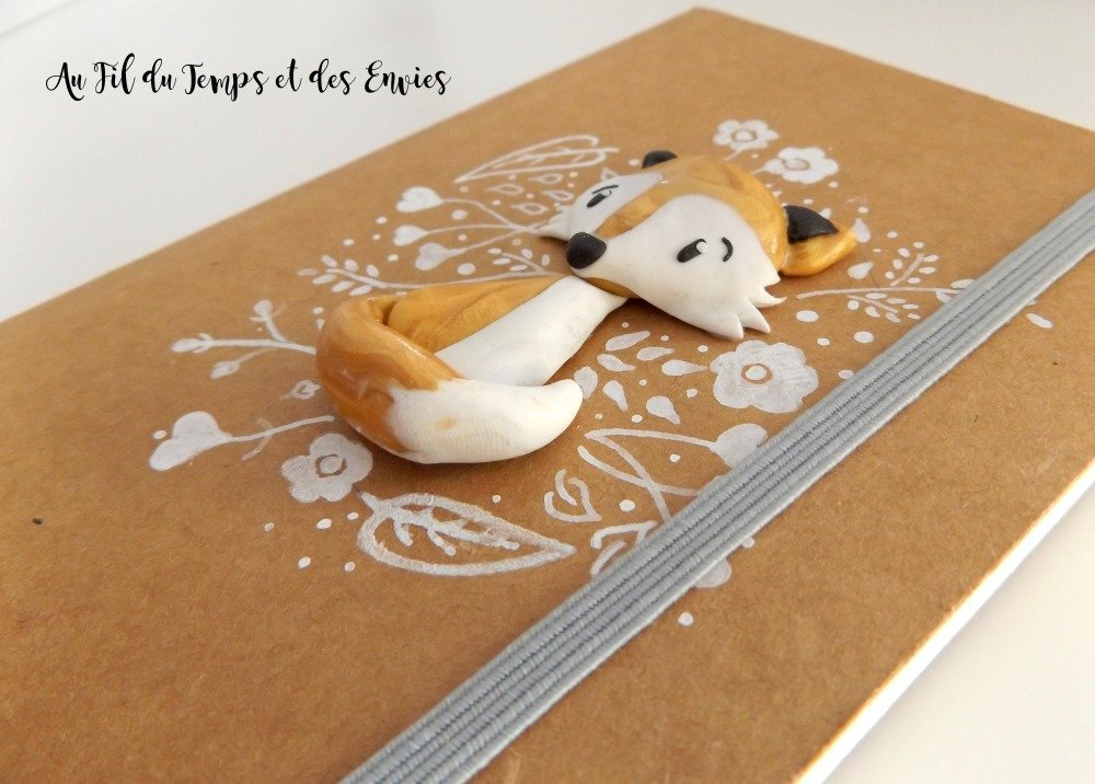 Petit Carnet Little Fox