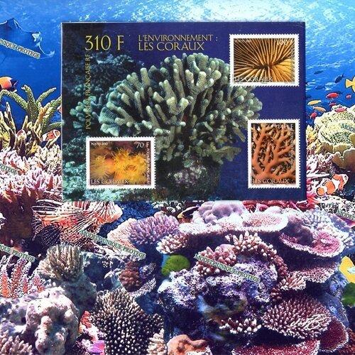 les coraux de polynesie