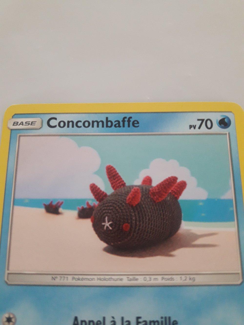 Peluche Pokemon Concombaffe