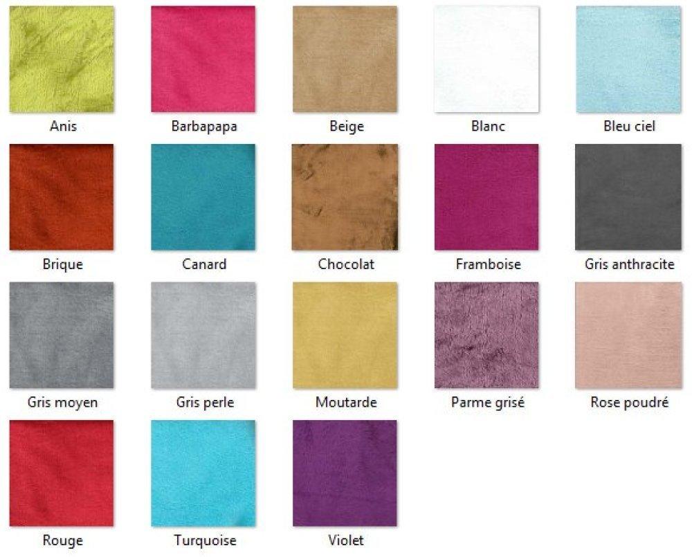 Doudou étiquettes lapin - coloris personnalisables
