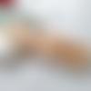Marque-pages faucon bois gravé