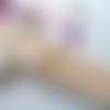 Marque-pages chien labrador bois gravé