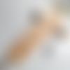 Marque-pages chat sage bois gravé