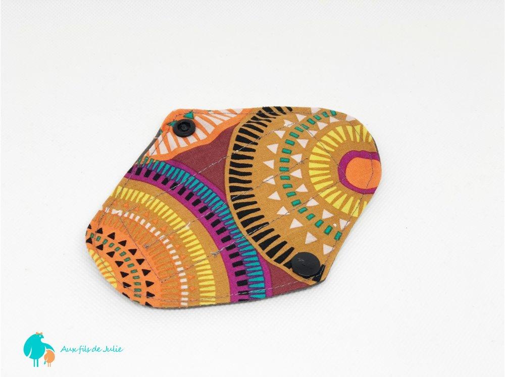 protége slip lavable motifs batik