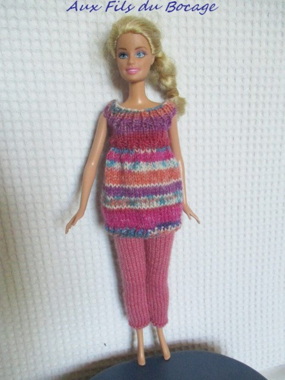 pantalon poupée barbie