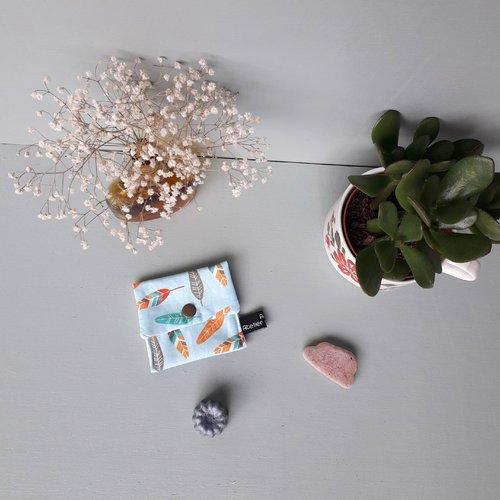 Pochette à cosmétiques solides taille s