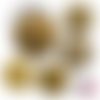 Spécial atsem ☆ 45 images digitales numériques rondes 30 25 et 20 mm page de collage digital pour cabochons maitresse merci