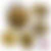Spécial atsem ☆ 60 images pour cabochon rond et ovale ø 25 20mm et 18*25 et 13*18mm page de collage digital pour cabochons