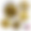 Spécial institutrice ☆ 45 images digitales numériques rondes 30 25 et 20 mm page de collage digital pour cabochons