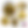 Spécial institutrice ☆ 60 images pour cabochon rond et ovale ø 25 20mm et 18*25 et 13*18mm page de collage digital pour cabochons