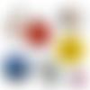Supercalifragilisticexpialidocious ☆ 60 images pour cabochon rond et ovale ø 25 20mm et 18*25 et 13*18mm page de collage digital