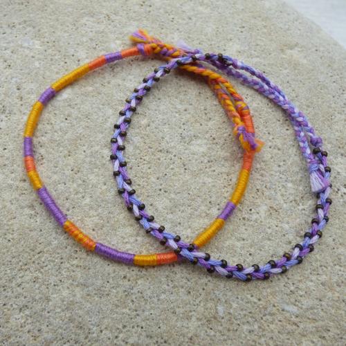 perle bracelet bresilien