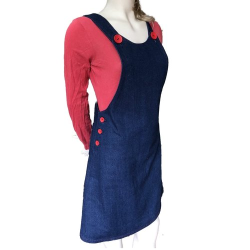 Chasuble jeans