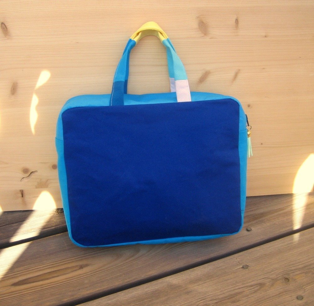 "Sac à main ""Beach Party"""