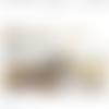 Chambre complète étoilé jaune moutarde /gris/blanc