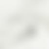 Tissu double gaze coton ecru - 135x50cm