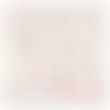 Tissu michael miller végétaux rouges - 110x50cm (2 fat quarters)