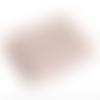 Tissu piqué gaufré beige - 50cm