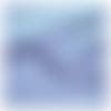 Tissu lin bleu ciel - 145x50cm