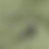 Tissu double gaze coton vert olive - 135x 50cm