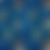 Tissu coton enfants et etoiles - 145x50cm