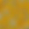 Coton bio collection wild coast passion mustard - 140x50cm