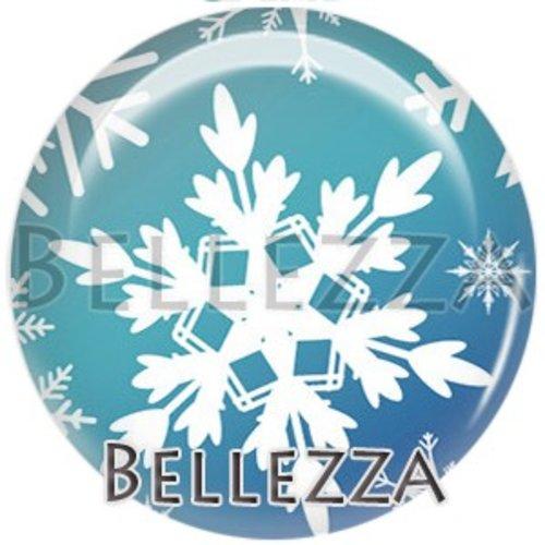 Cabochon résine 25mm, noël, fêtes de fin d'année, hiver, sapin, flocons, évènementiel
