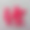 Cabochon plat en résine love minnie mickey  40*42mm