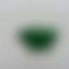 Papillon en feutrine   35*29mm vert foncé