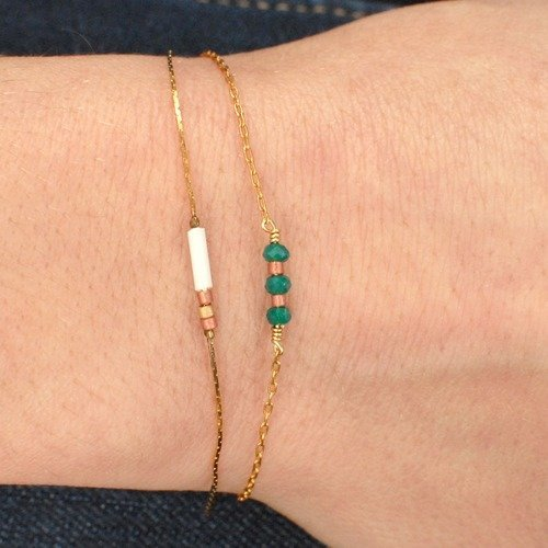 "Bracelet ""taurus"""