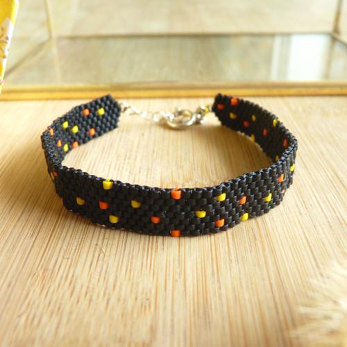 Bracelet manchette «rana»