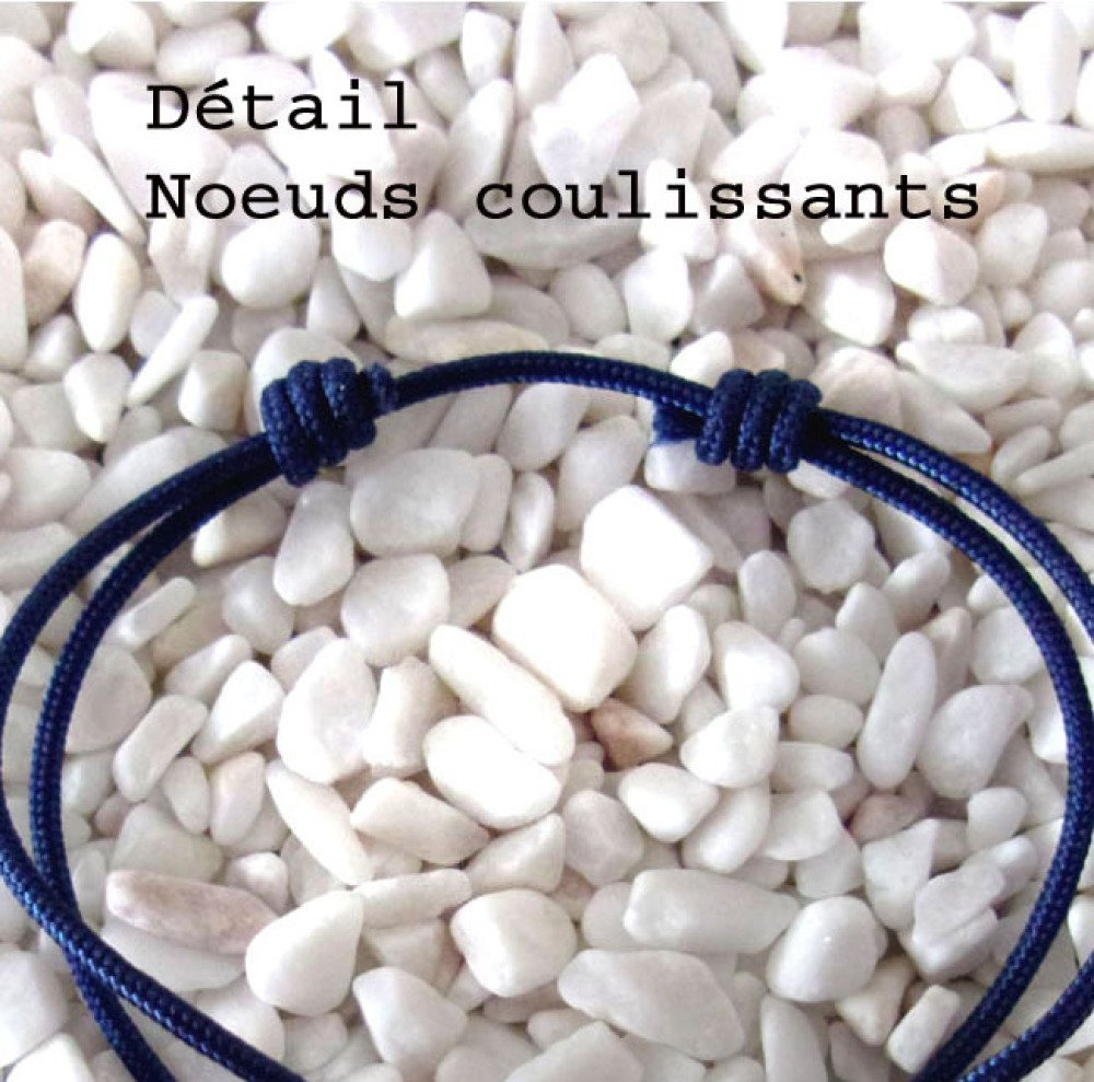 Collier ras de cou menotte cordon 16 couleurs possibles