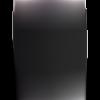1 bobine complète de ± 140 mètres de cordon elastique plat largeur : 5 mm - elastique pour masques - couleur noir