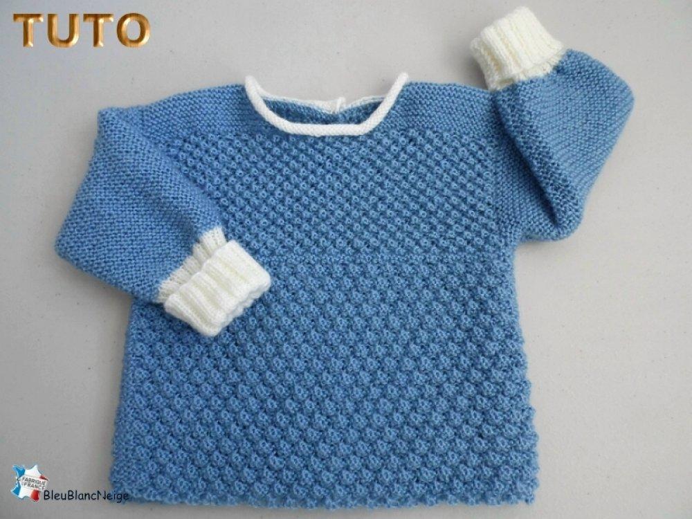 TUTO tu-066 – 6 mois – Fiche tricot bébé, brassière, bonnet et chaussons, EXPLICATIONS tricot bb, tuto layette bebe