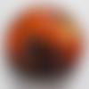 Cabochon enfants de halloween, rond, 20 mm,