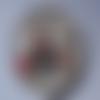 Cabochon de verre ovale 18x25 mm de parfum