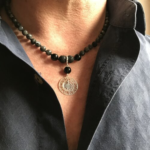 collier fashion homme