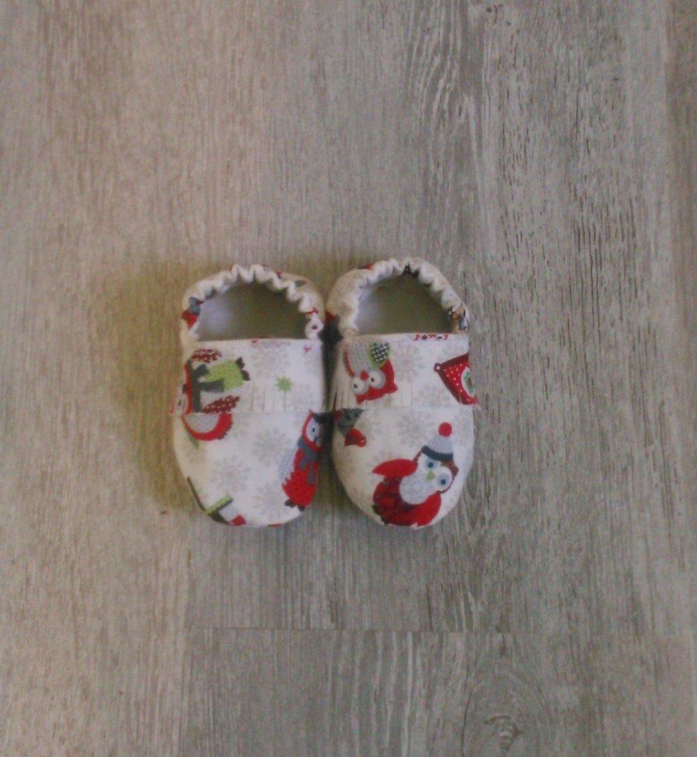 Sarouel et chaussons spécial Noël
